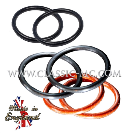 O-RING SET, PUSHROD TUBE 1973-78 750
