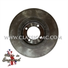 BRAKE DISC CAST IRON, 4 HOLE F/R