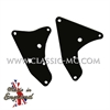 MOUNTING PLATE, ENGINE REAR L/R 1965-70