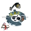 STARTER MOTOR HINCKLEY, BRUSH REPAIR KIT